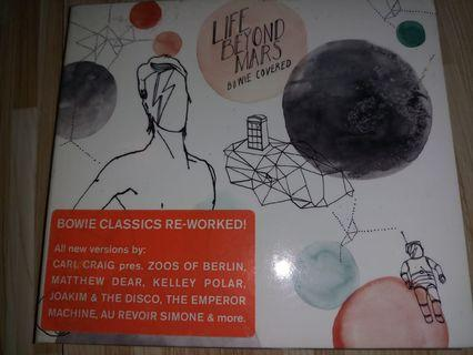 David Bowie Cover Life Beyond Mars CD
