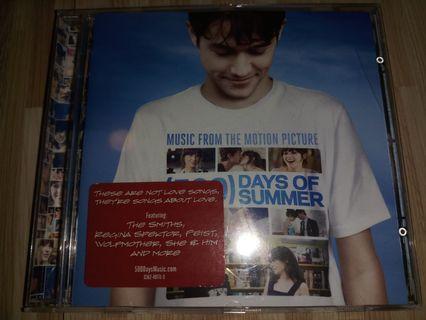 (500) Days Of Summer OST