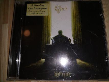Opeth Watershed CD