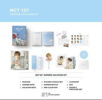 [IC] NCT 127 SUMMER KIT INTEREST CHECK