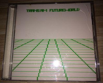 Trans Am Future World CD