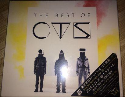 The Best Of OTS CD