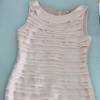 🚚 Prada 100%silk絲質晚宴洋裝