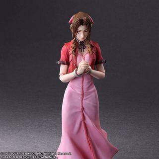 Play Arts Kai Aerith Crisis Core - Final Fantasy VII
