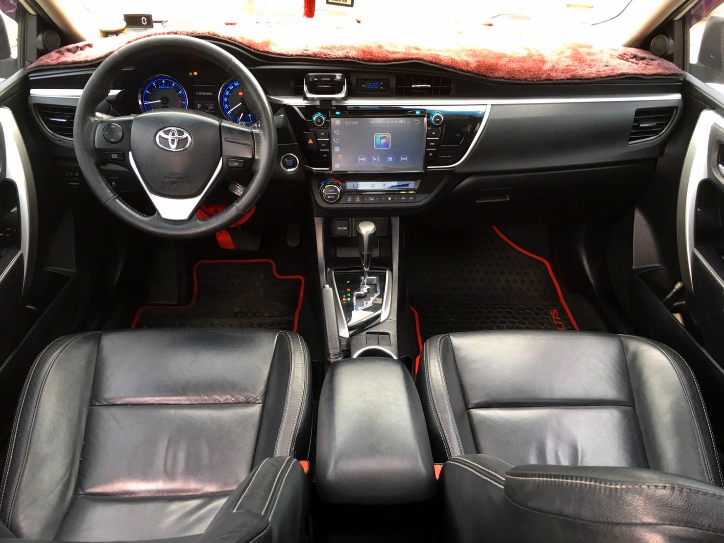 2014年 ALTIS 白 Z版 熱門車中古車二手車