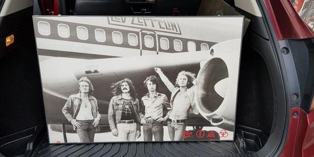 Led Zeppelin High Quality Poster by GB Posters (UK).
