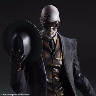 Play Arts Kai - Skull Face - Metal Gear Solid V