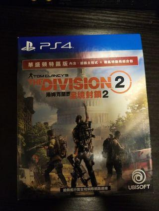 PS4 TheDivison2