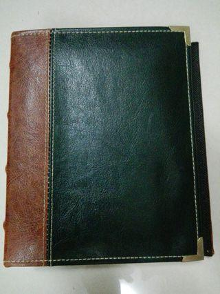 Antique Photo Album, new