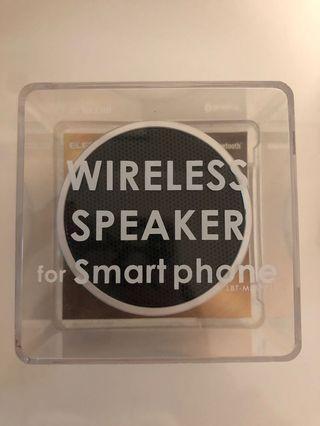 Elecom wireless speaker