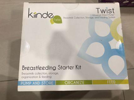 Kiinde breastfeeding starter kit