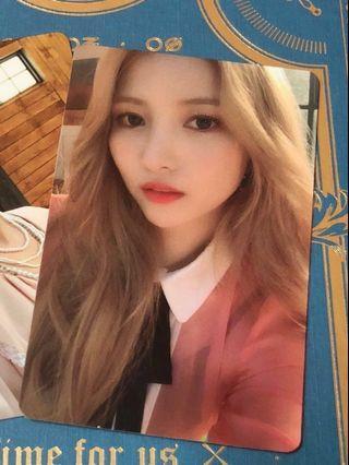 """徵 GFRIEND《Time For Us》Limited Edition """"Eunha"""""""