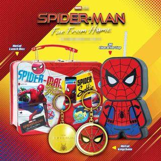 Spiderman Far From Home Set