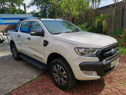 2018 ford ranger 3.2L wildtrak vs 2019 n 2017 n 2016 n 2015 n 2014