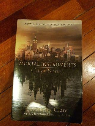 City of Bones - Mortal Instruments