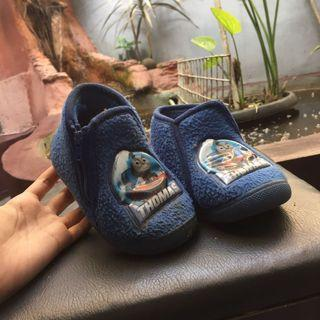Thomas and Friends Blue Boots for Baby and Toddler/ Sepatu Boots Anak