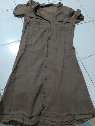 Dress vintage Army