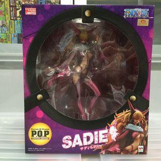 [Discount Fire Sale] Megahouse One Piece POP Limited Edition Sadie / Sadi