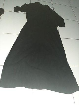 Dress vintage casual sangat bagus high quality Italy