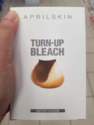 Aprilskin Turn Up Hair Bleach Kit