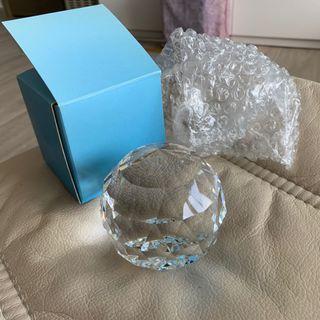 大水晶球 風水 裝飾 藝術 全新有盒 未用過