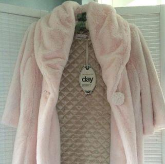 BNWT Authentic Peter Alexander Designer  Fluffy Coat S
