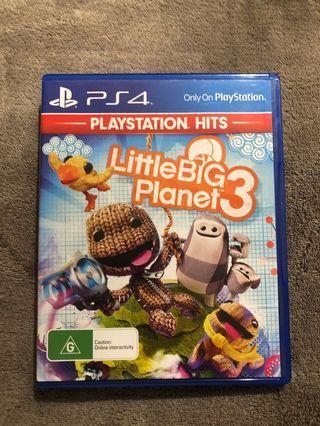 PlayStation 4 Game Little Big Planet