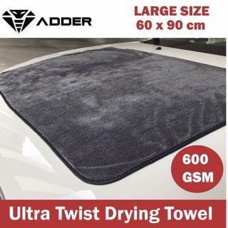 ⚡️Ultra Twist Loop Drying Towel Adder Chemical Guys Fireball Korea