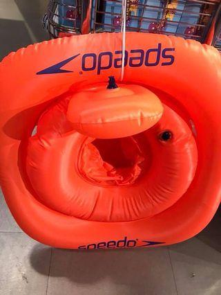 🚚 Speedo 幼兒學習泳圈(坐立式)