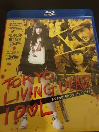 Tokyo living idol blu-ray movie