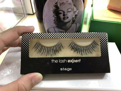 Stage False Eyelashes