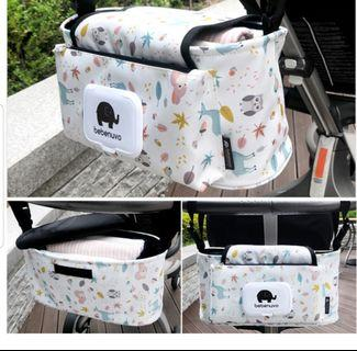 Baby Stroller Waterproof Storage Bag Organizer