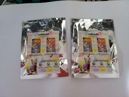 Solid Gold Indigo Moon Cat Dry Food Sample Pack