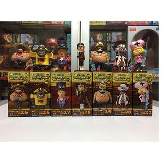 [Discount Fire Sale] One Piece World Collectable Figure WCF Film Gold Vol. 3 (7 Figures)