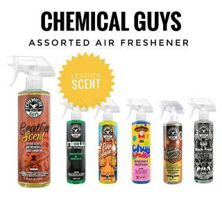 ⚡️Leather Scent Air Freshener Spray Chemical Guys Car Detailing Grooming
