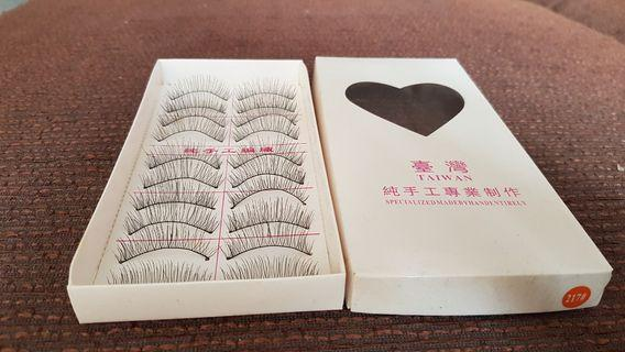 Handmade eye lashes #217