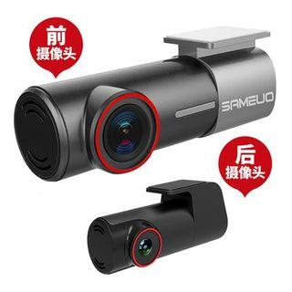 Dual dash car cam Front & Rear Wifi Car DVR Car Camera Video Recorder Dash Cam Hidden