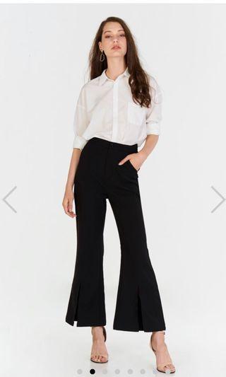 BNWT The closet lover TCL Avie pants in Black BRANDNEW