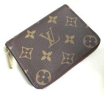 Brand New LV Zippy Coin Purse Wallet