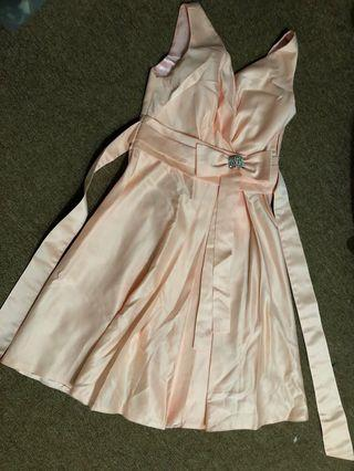 Cream Cinderella Dress