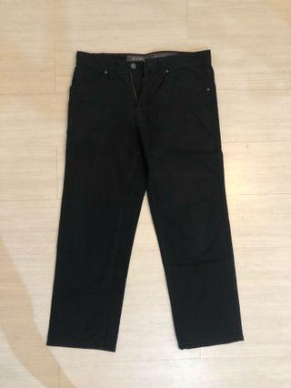Watchout black pants (men)