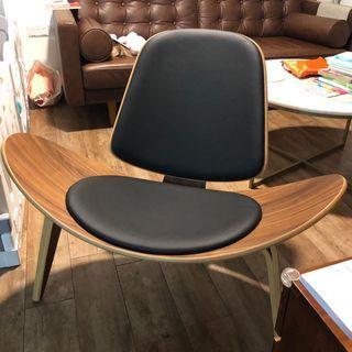 Edimass Lounge Leather Chair