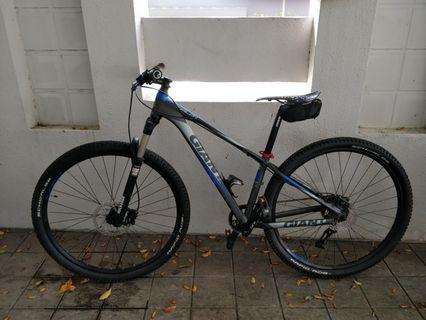 Giant Talon 1 29er MTB (XS) * Crank to replace