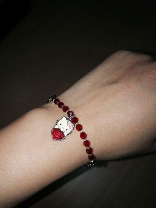limited edition hello kitty bracelet