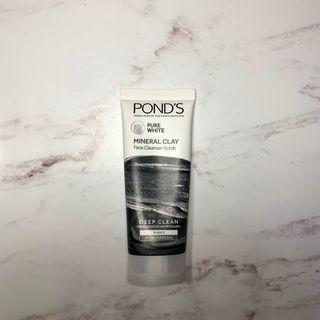 Pond's Mineral Clay Facial Wash