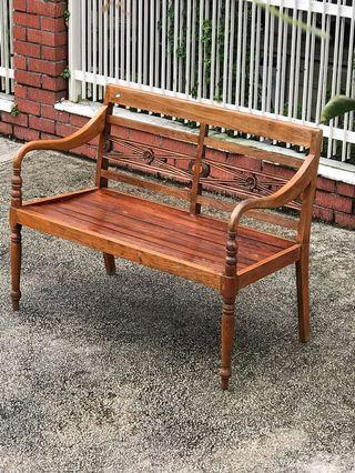 Teakwood chair