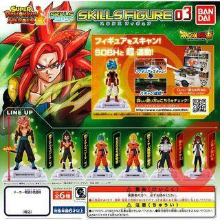 Super Dragon Ball Heroes - Skills Figure 03 - Android 21
