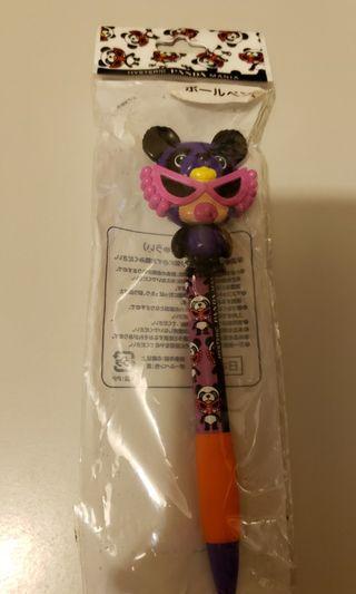 黑超B紫色頭形原子筆(日本製)