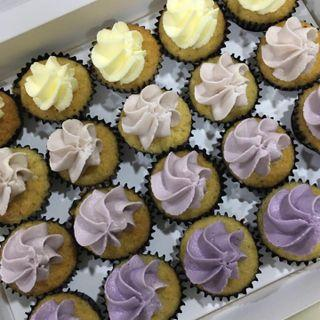 Mini cupcakes halal for birthdays/ events/ weddings/ celebrations