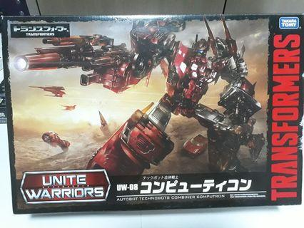 Unite Warriors Computron UW-08